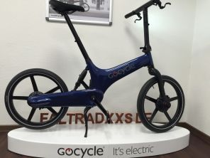 Gocycle G3 Blue Base Pack
