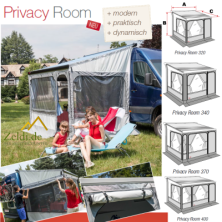 Fiamma Privacy Room F65S / F65 L
