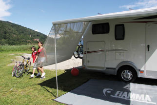 Fiamma Sun View Side F45 Seitenwand