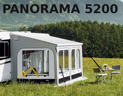 Markisen Thule Zelte Thule Panorama Thule Panorama 5200