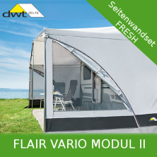 DWT Seitenteile Flair Vario Modul II Fresh