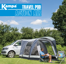Kampa  Luftzelt Travel Pod Action Air Gr.L