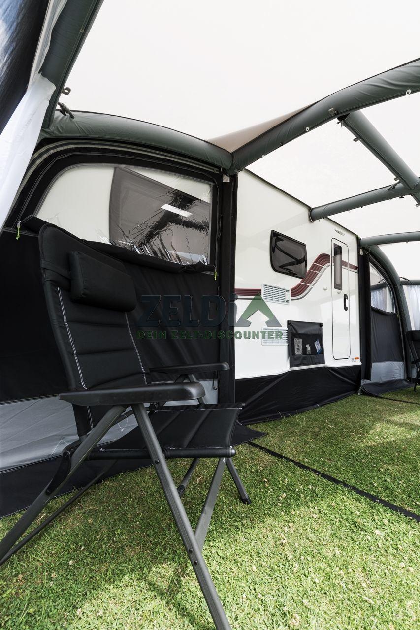 kampa luftzelt frontier air pro 300 air vorzelt. Black Bedroom Furniture Sets. Home Design Ideas