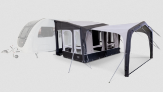 Kampa Dometic Sonnenvordach Canopy für Club Air All Season 390