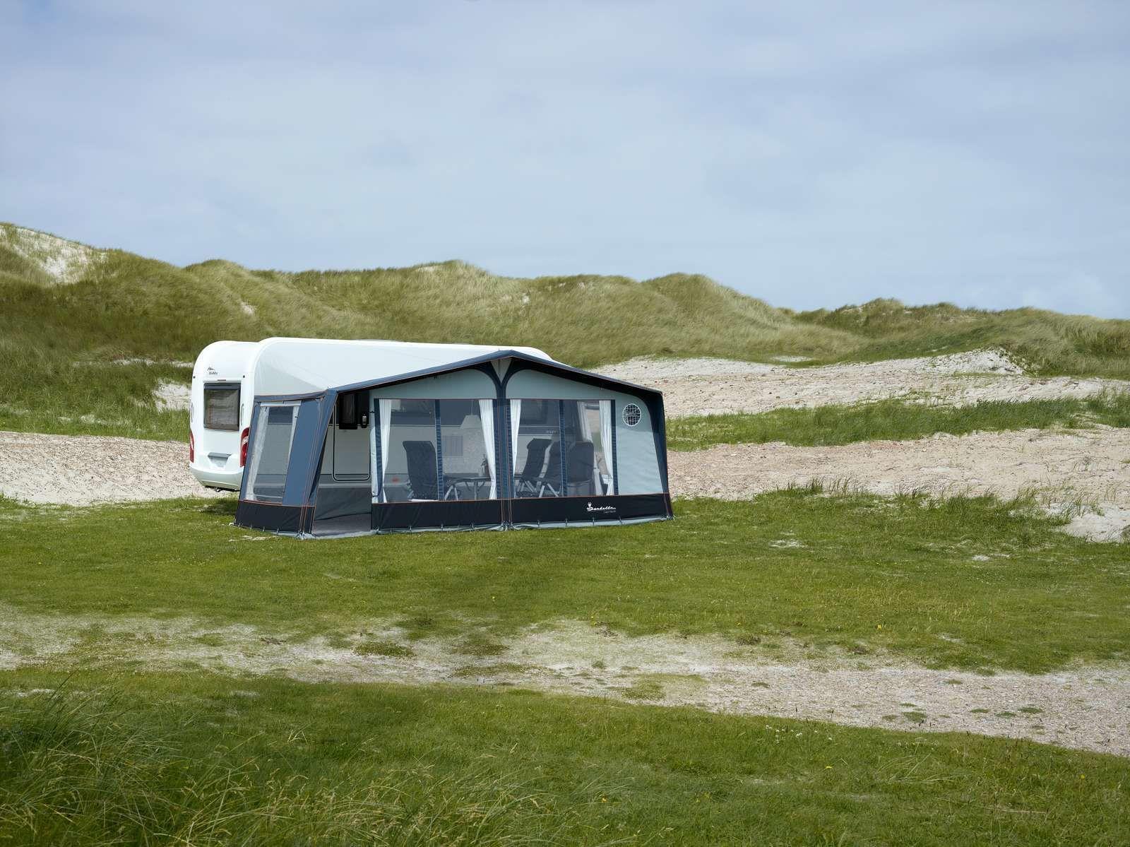 isabella wohnwagenvorzelt capri north g21 m. Black Bedroom Furniture Sets. Home Design Ideas