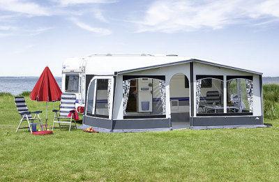sehr leichtes reise vorzelt f r wohnwagen. Black Bedroom Furniture Sets. Home Design Ideas