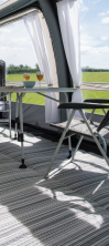 Kampa  Pop Air Pro 260 Continental Teppich - Exquisit -