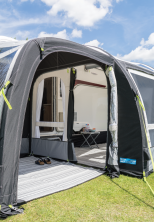 Kampa  Rally 260/390 Plus Extension Continental Teppich - Equisite