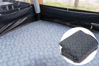 Kampa  Teppich - Fleece f. Touring Air