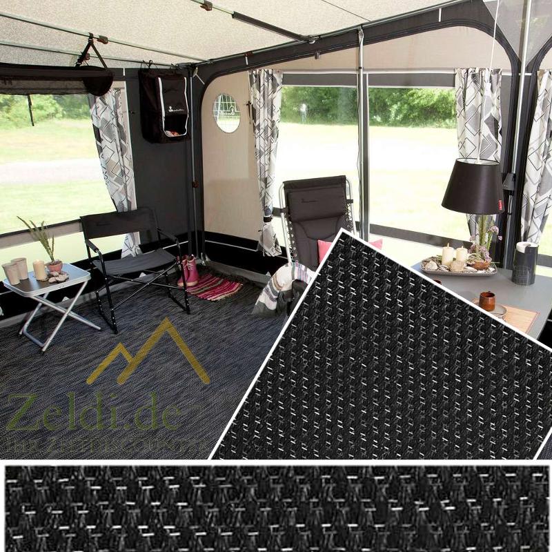 isabella vorzeltteppich carpet premium frigg 600 x 250 cm. Black Bedroom Furniture Sets. Home Design Ideas