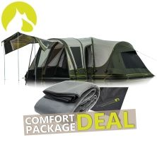 Zempire Aerodome III Pro Familienzelt - (COMFORT PACKAGE DEAL)